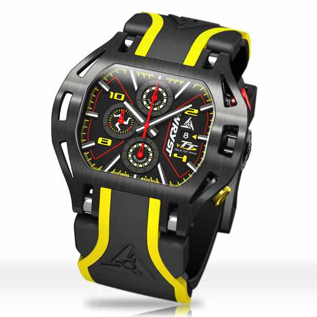 Isle of Man TT Watch