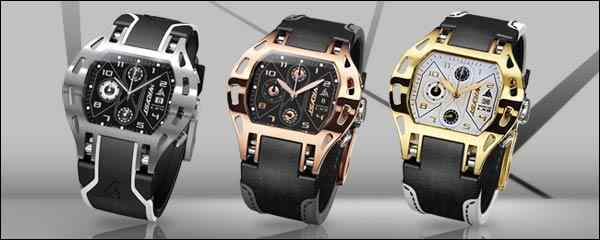 Luxury Gold Swiss Sports Watches