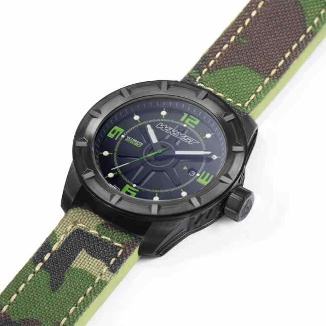 Miliary camouflage watch khaki army watch