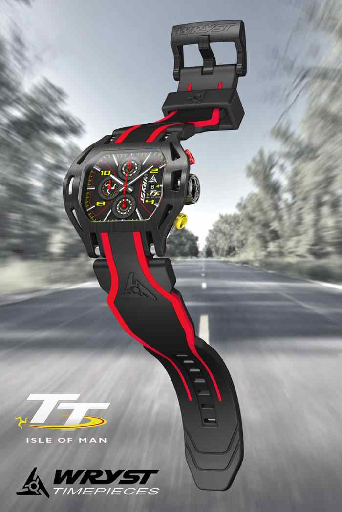 Racing Sports Watch Wryst