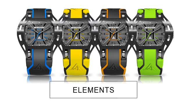 Schweizer Uhren Extremsport Wryst