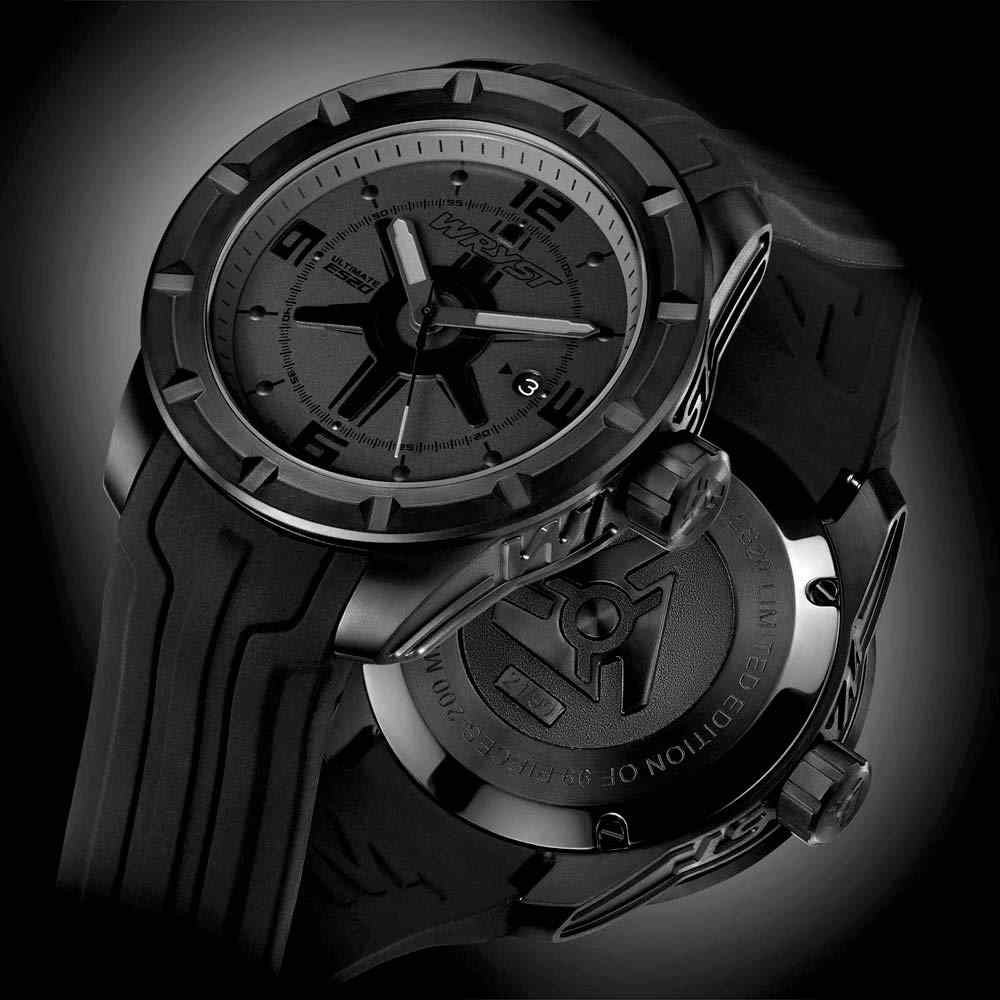 black watch for sport Swiss Made