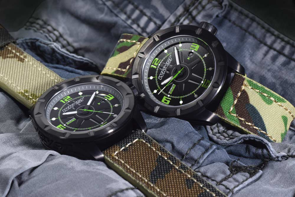 Swiss Army Watch Wryst