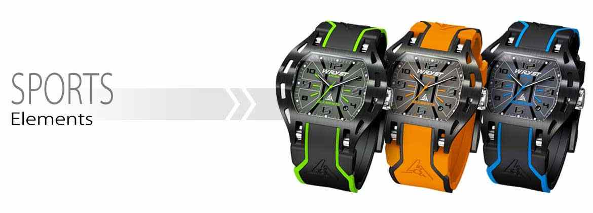 Wryst Swiss Sport Watches
