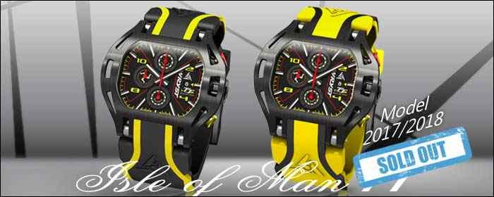 Swiss Watch Isle of Man TT 2017