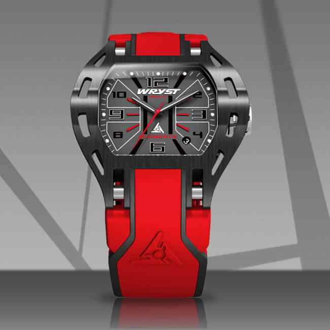 Best Red Swiss Watch for Men