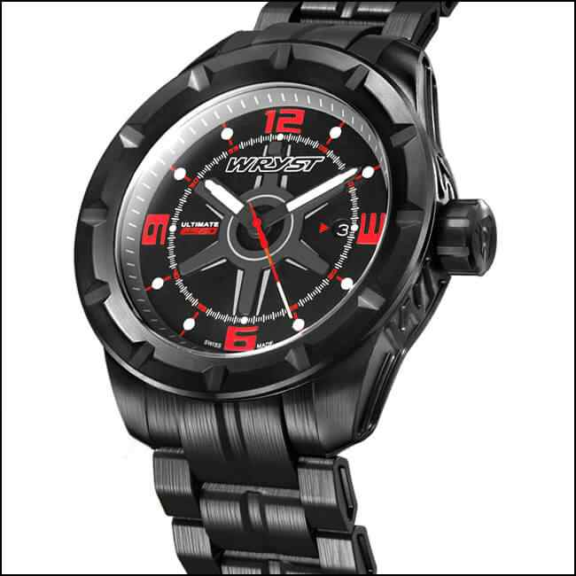Black Swiss Watches