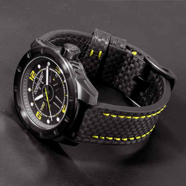 Mens Black Limited Edition Watch Wryst