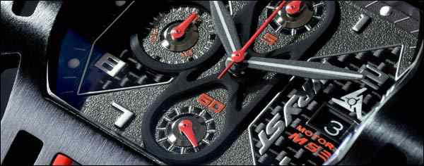 Metal Black Swiss Watch