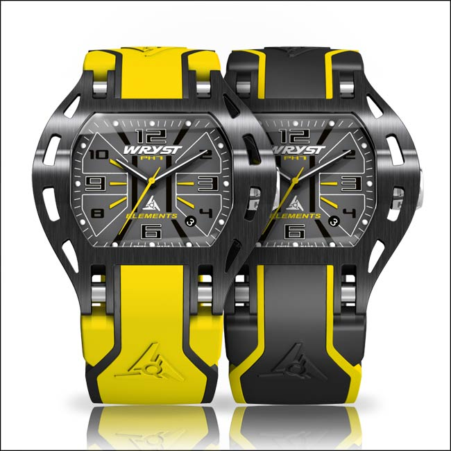 Sports Mens Watch Wryst PH4
