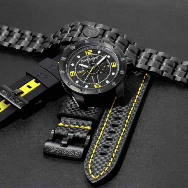 Swiss Black Limited Edition Watch