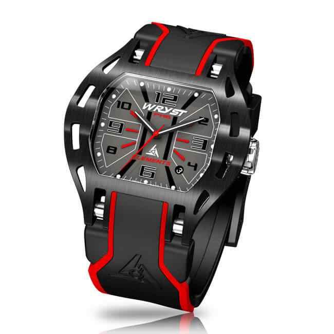 Swiss Black Watch