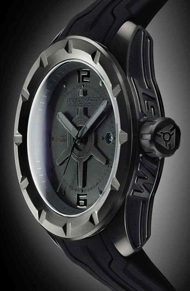 Swiss black watches for men