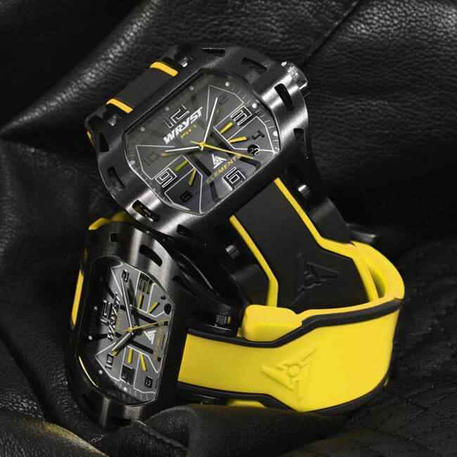 Swiss Yellow Sport Watch for Men 2017