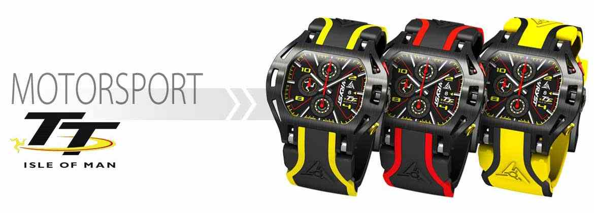 Swiss Watches Isle of Man TT