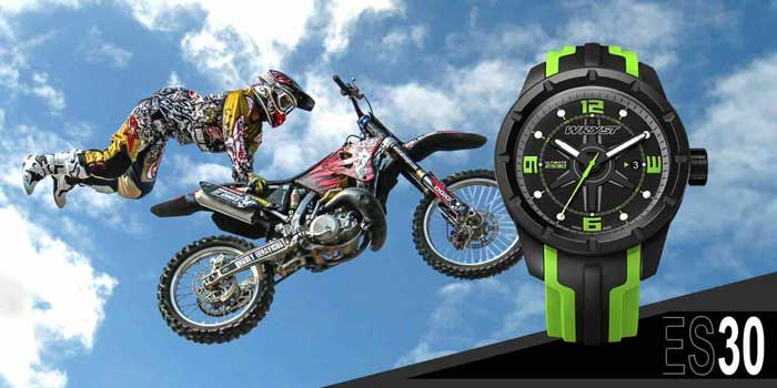 Montre sportive robuste Wryst Ultimate ES30