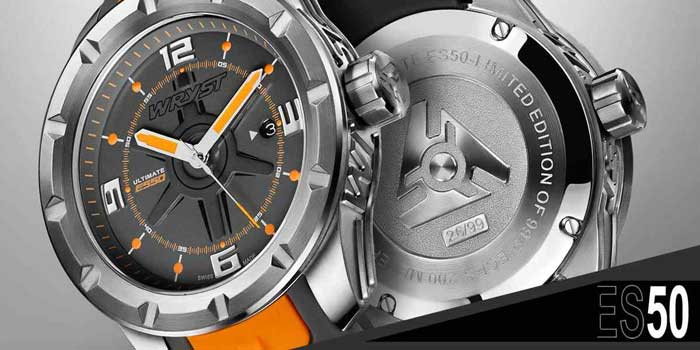 Montre sportive robuste Swiss Made Ultimate ES50