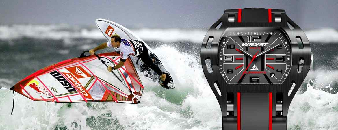 Montre de sport, sports nautiques