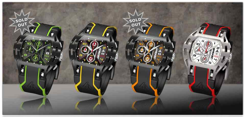 swiss made limited edition sport watch
