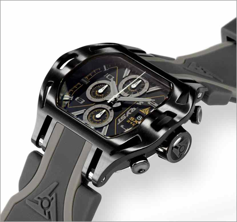 Swiss Chronograph Watch Wryst Force