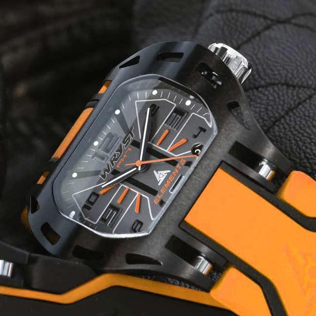Schweizer Uhrenarmband mit Doppelinjektion