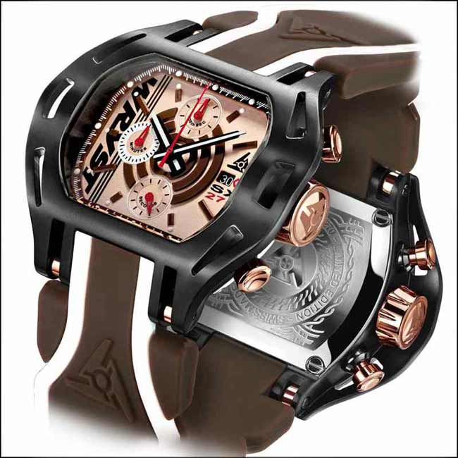 Luxury Swiss Chronograph Watch for Men