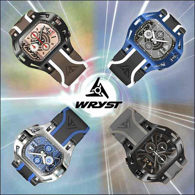 Chronograph Wryst Force 50mm