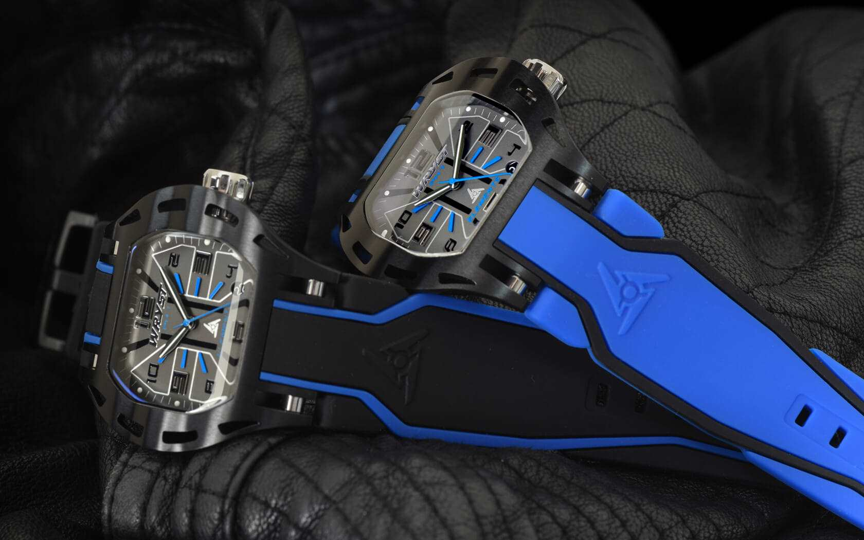 Wryst PH7 Blue Sport Watch