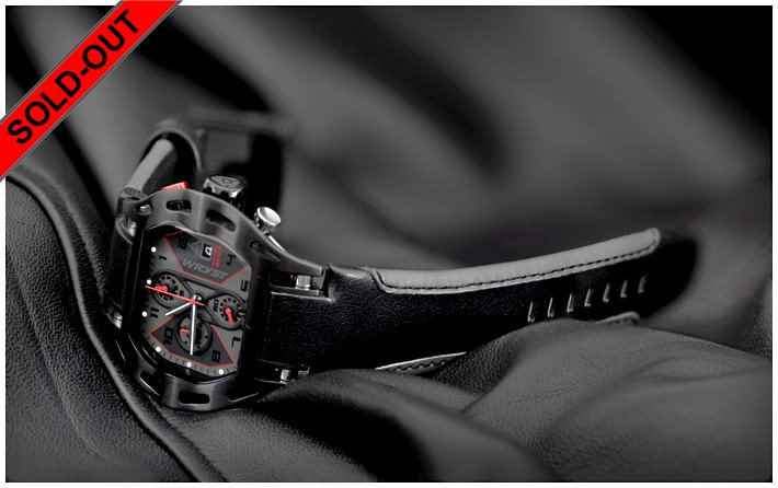 Luxury Swiss Sport Watch Wryst Motors MS1