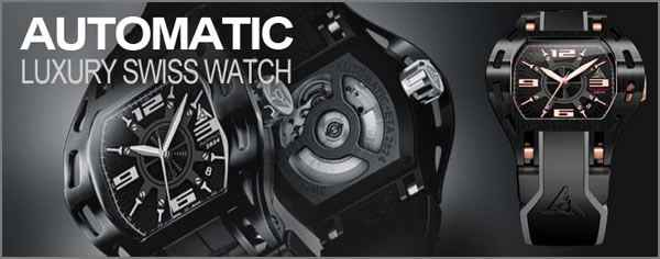 Luxury Automatic Swiss Watch Cyber Monday