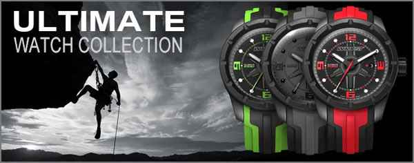 Ultimate Swiss Sport Watch