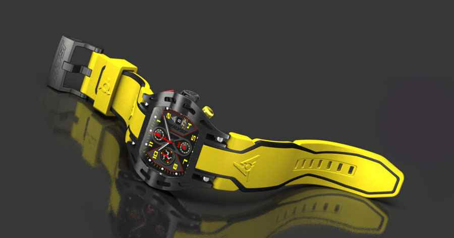 Wryst Sport Watch Isle of Man TT 2 016 Special Edition