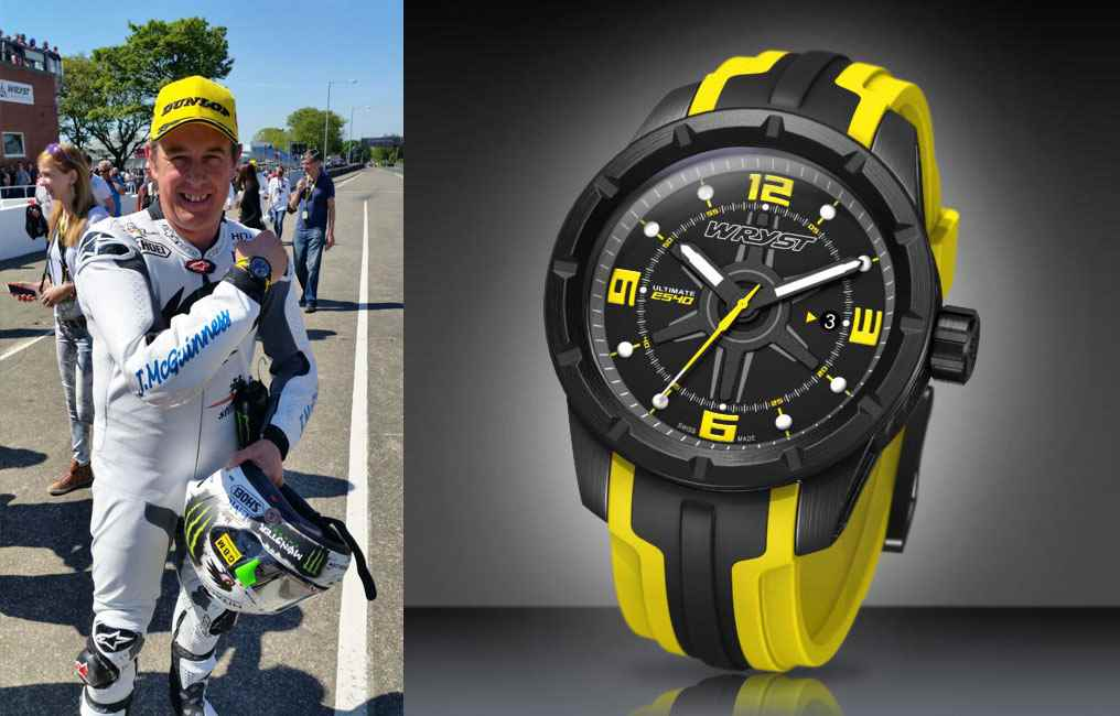 John McGuinness 2015 Isle of Man TT SES TT Null