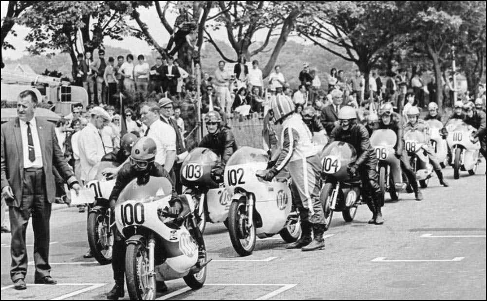 Isle of Man TT 350 GP