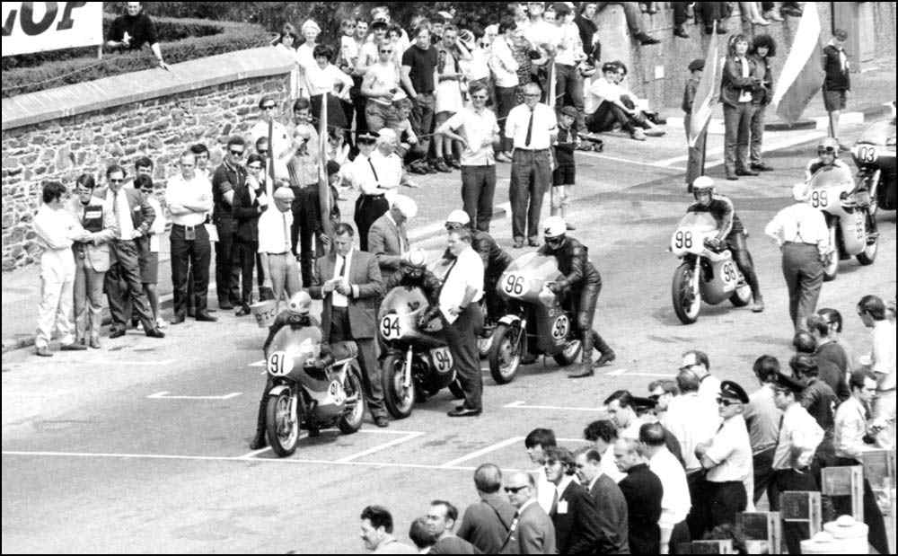 Isle of Man TT 1970 500 GP