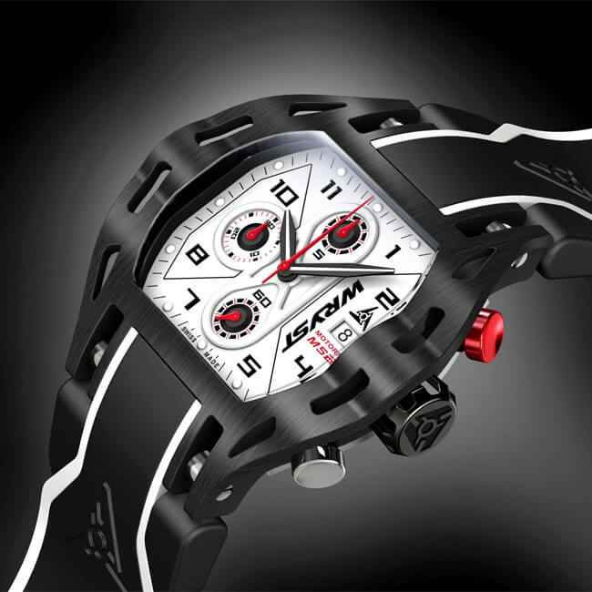 Motorsport Swiss Watch Wryst MS2