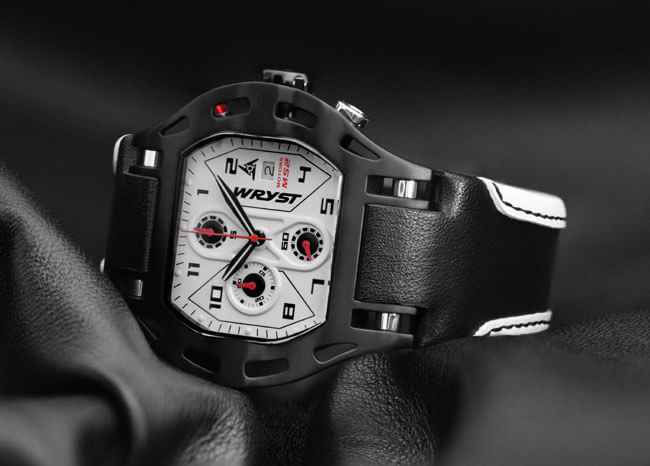 Swiss Motorsport Black Watch Wryst MS2