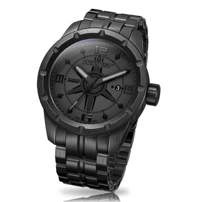Black Watch Swiss Quartz