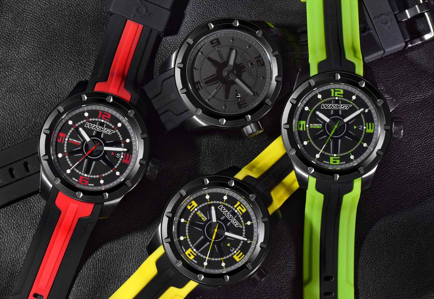 latest new swiss ultimate sport watches