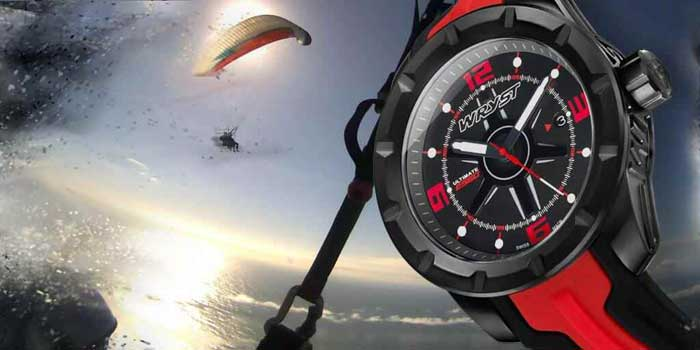wryst swiss quartz watches for sports