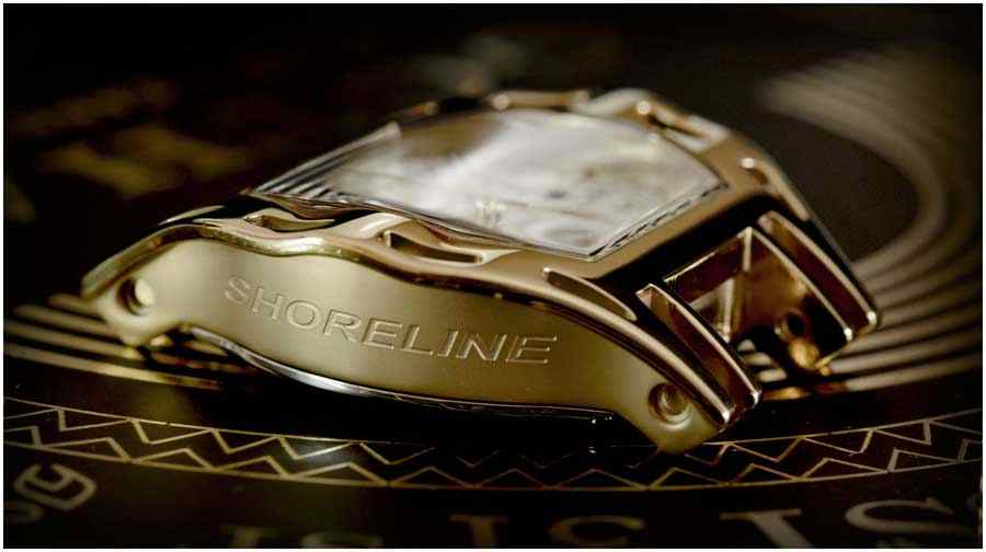 Gold Swiss Watch 2015