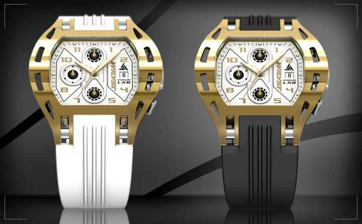 Gold Swiss Watch