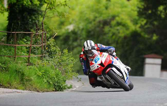 isle of man TT superbike practice 2015