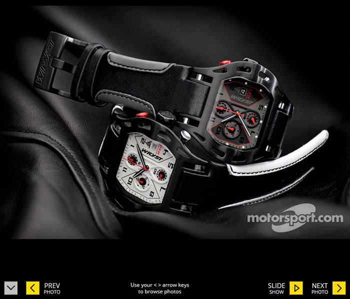 swiss made motorsport black sports watch