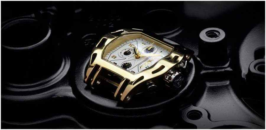 new luxury swiss gold watch