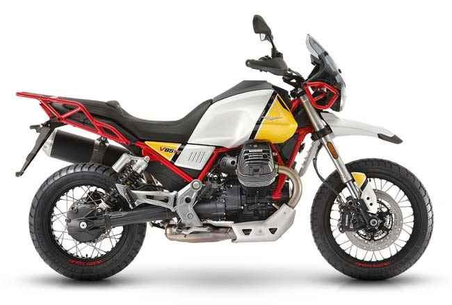 Moto Guzzi TT 2019