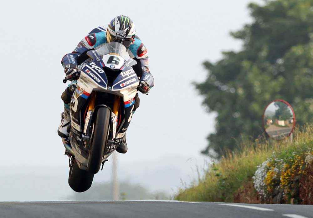 RST Superbike winner michael dunlop