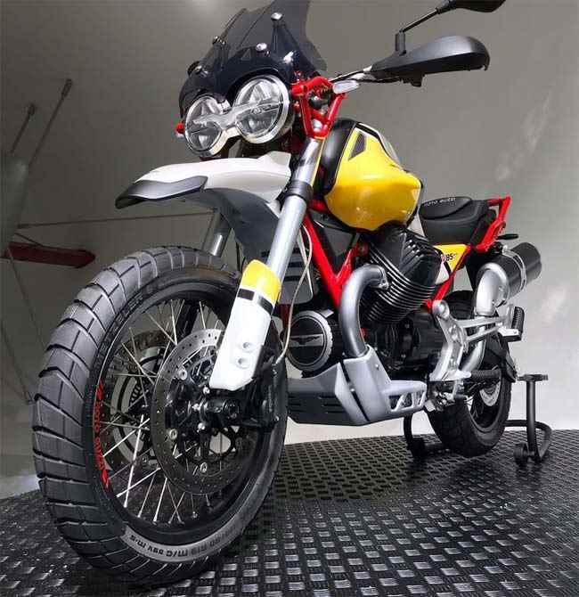 Moto Guzzi TT 2019 Motorrad