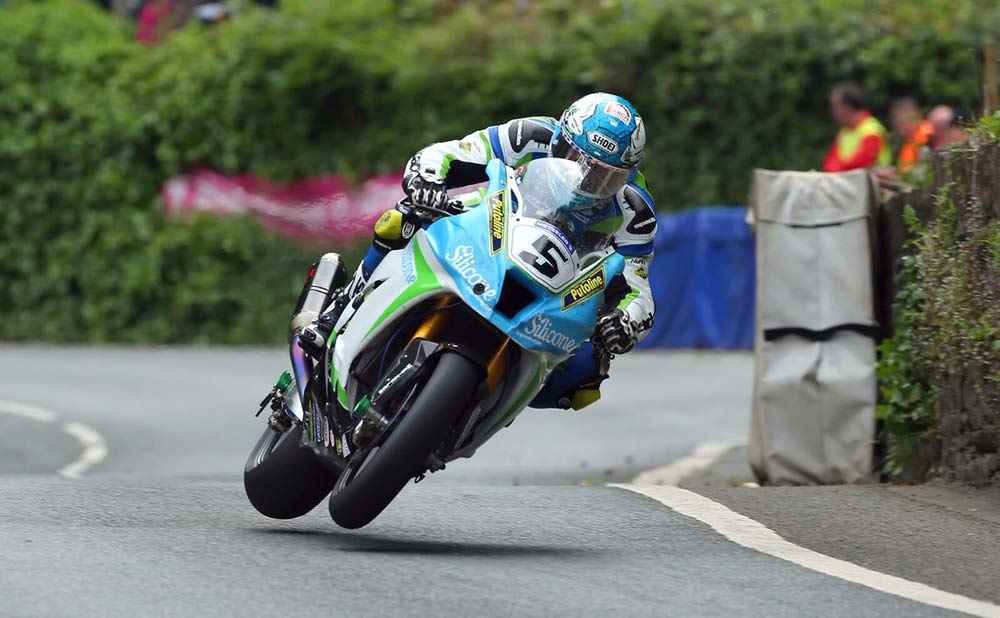 Monster Energy Supersport TT 2