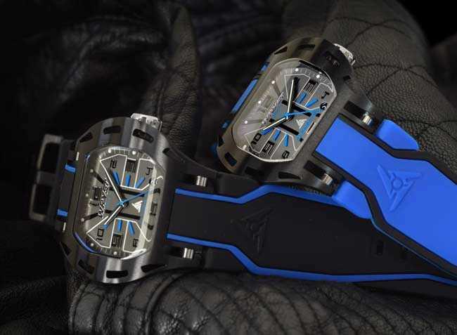 Blue Dive Watch PH7